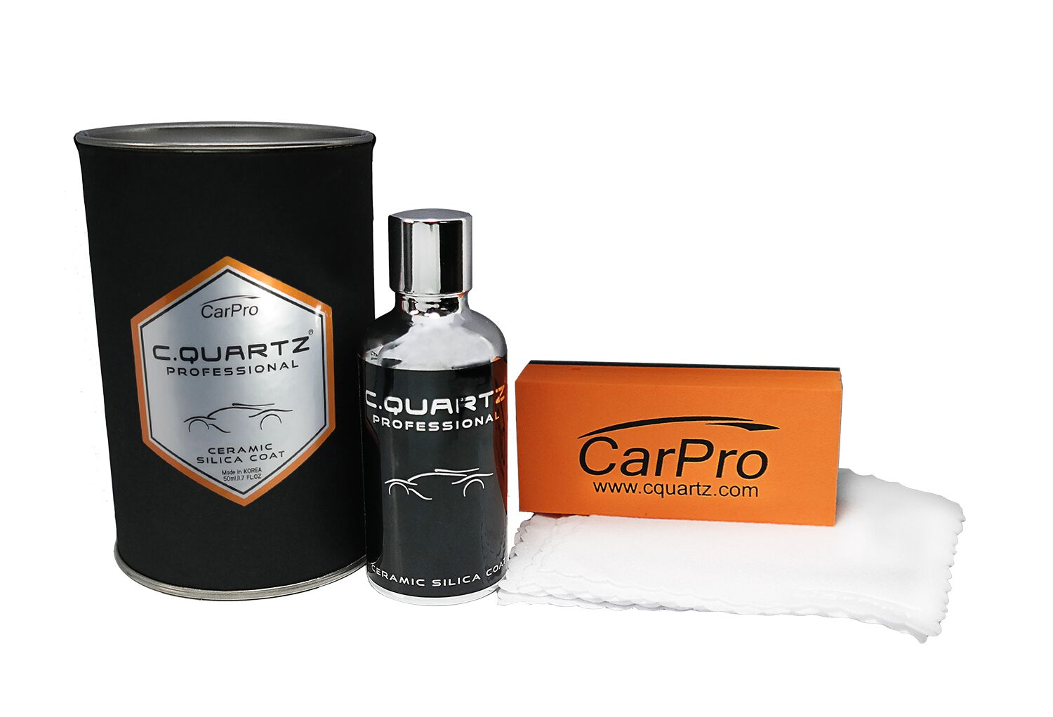 Rasky's Auto Detailing of Minneapolis Minnesota proudly offers CQuartz Professional Automotive Nano Coating